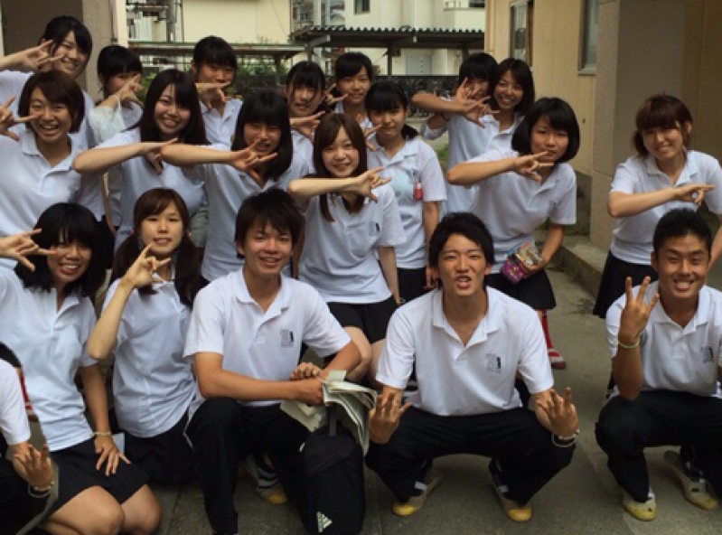 神奈川県立高等学校サークルTシャツ作成