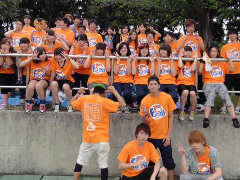 【作成事例】東京都専門学校 クラスTシャツ