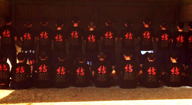 【事例】和歌山県高等学校 野球部様の部活Tシャツ