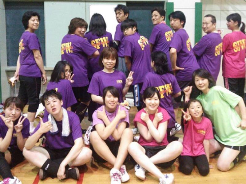 【作成事例】東京都 地域スポーツチーム