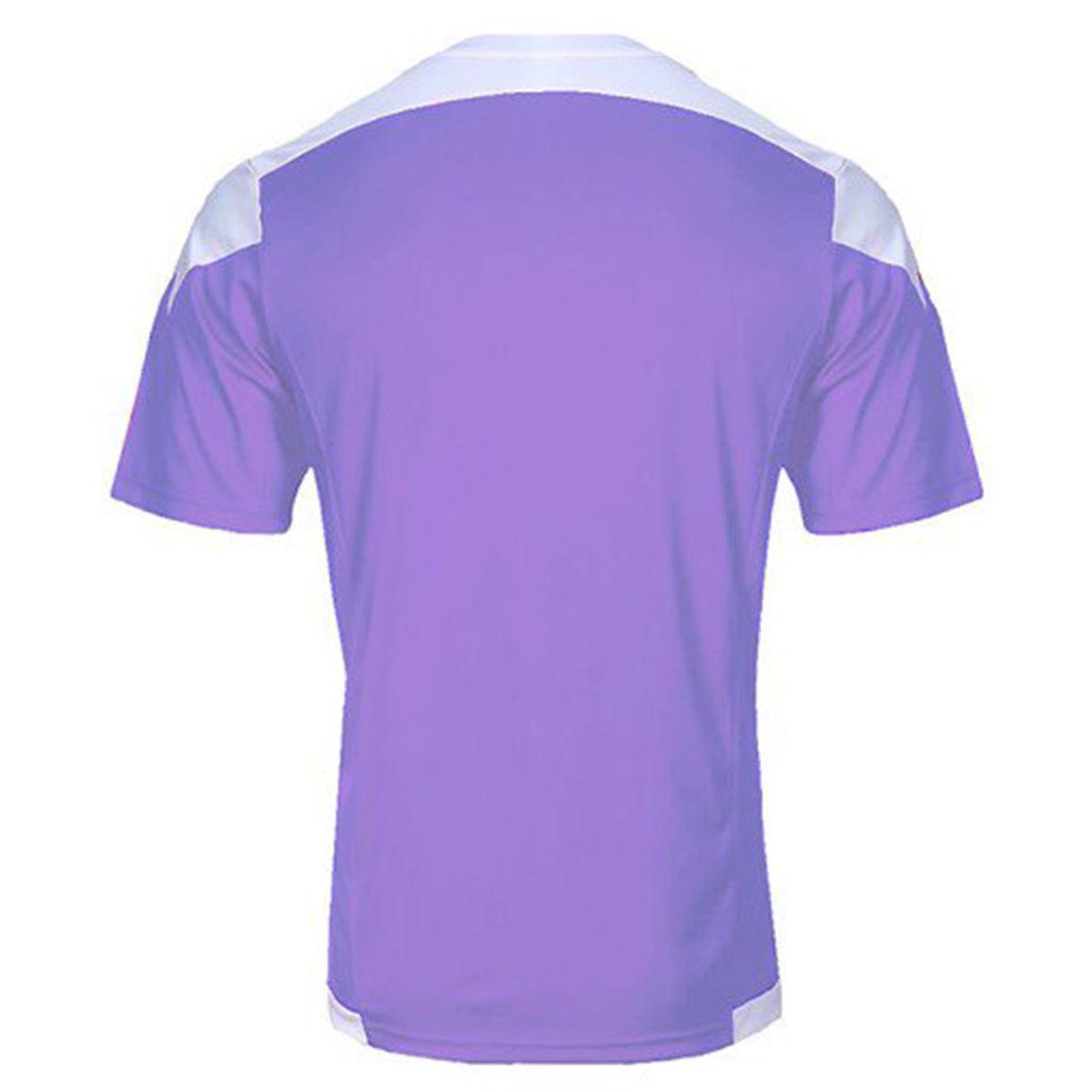 ストライプユニ(ロゴ有)薄紫×白 (SY16229)