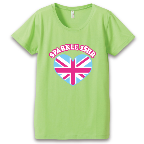 ガールズTシャツ (1033-04)