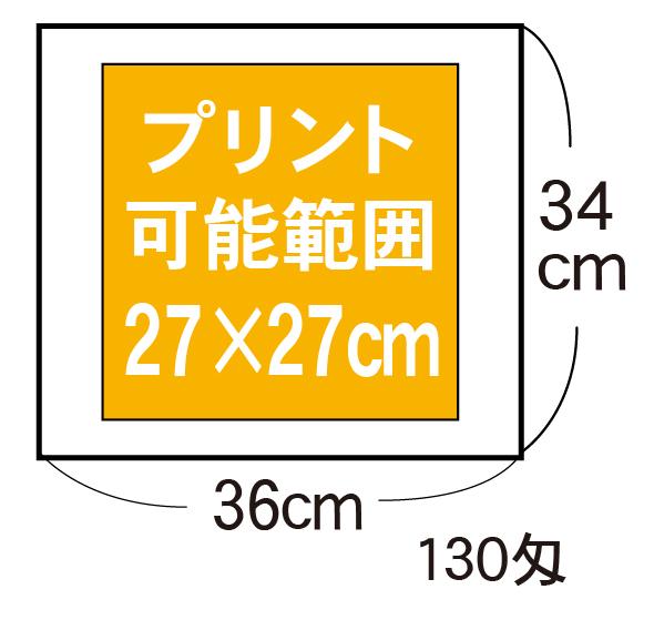 枠内プリントタオル(ハンドサイズ)